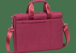 RIVACASE 8325 Notebooktasche Aktentasche für Universal Polyester, Rot
