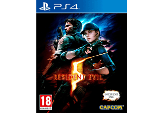 PS4 - Resident Evil 5 /Multilingue