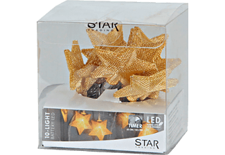 STAR TRADING STAR SHAPED NET - Catena di luci a LED