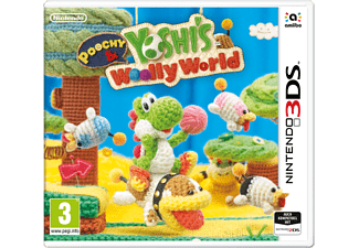 3DS - Poochy&Yoshis W. World /F
