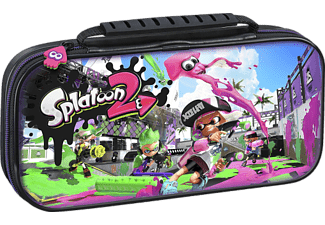 BIG BEN Deluxe Travel Case Splatoon 2 -