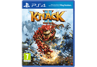 PS4 - Knack 2 /Multilingue