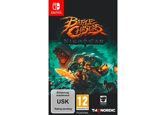 Switch - Battle Chasers Nightwar /Multilingue