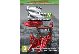 PC - Farming Simulator 17: Extension Platinum /F