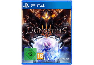 PS4 - Dungeons 3 /D