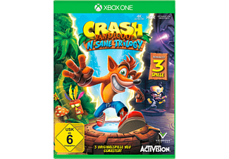 Crash Bandicoot N. Sane-Trilogie - [Xbox One]