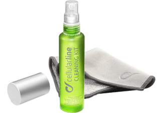 CELLULAR LINE CLEANINGKITSMPH - kit di pulizia (-)