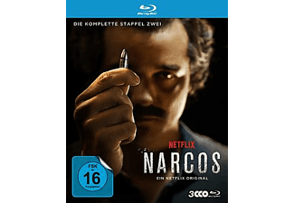 Narcos Staffel 2 Blu-ray (Tedesco)