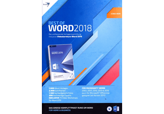 PC - Best of Word 2018 /D