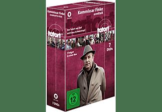 Tatort-Kommissar Finke Ermittelt (Komplettbox) DVD