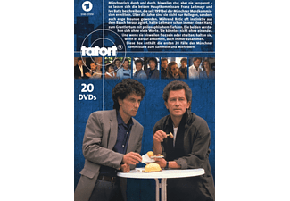 Tatort-Batic & Leitmayr (Vol.1) (Fall 1-20) DVD