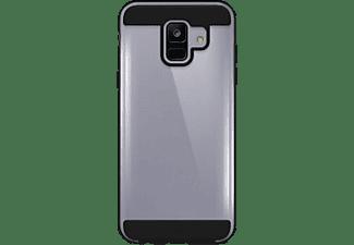 BLACK ROCK Cover Air Protect, Backcover, Samsung, Galaxy A6 (2018), Schwarz