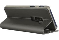 HAMA Slim Pro , Bookcover, Samsung, Galaxy A6+ (2018), Polyurethan, Grau