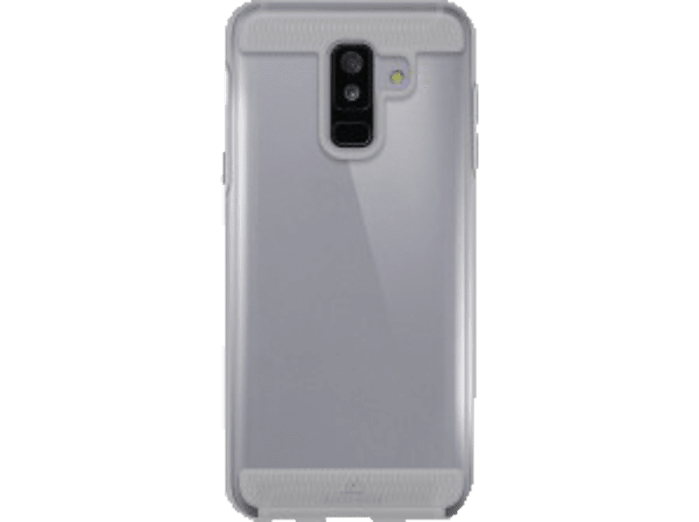BLACK ROCK Cover Air Protect , Backcover, Samsung, Galaxy A6+ (2018), Kunststoff, Transparent