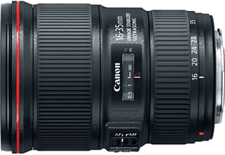 CANON EF 16-35mm f/4L IS USM - Obiettivo zoom (Nero)