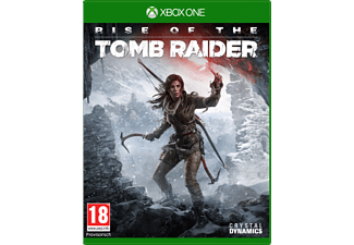 Xbox One - Rise Of Tomb Raider /F