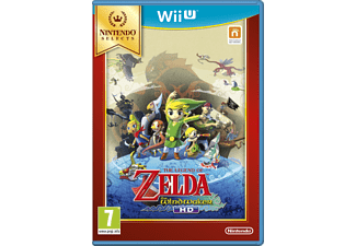 Wii U - Legend of Zelda: The Wind Waker HD /D