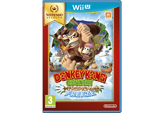 Wii U - Donkey Kong Country: Tropical Freeze /D