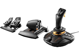 THRUSTMASTER T16000M Flight Pack - - (Noir)