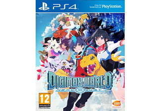 PS4 - Digimon World Next Order /Multilingue