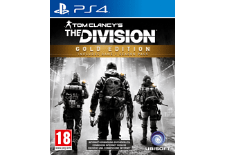 PS4 - The Division - Gold Edition /Mehrsprachig