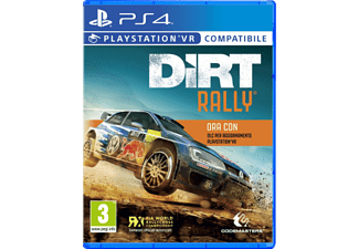 PS4 - DiRT Rally - plus VR Upgrade /I