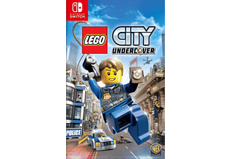 Switch - LEGO City: Undercover /Multilingue