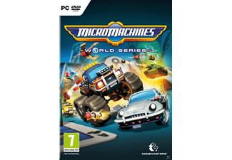PC - Micro Machines World Series /F