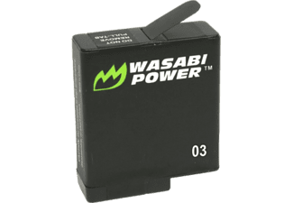 WASABI POWER Batteria di riserva Power GoPro Hero 5/6/7 - accumulatore (-)