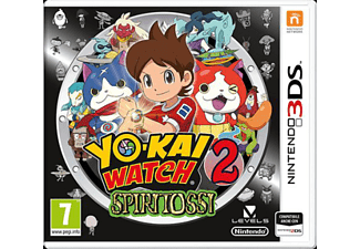 3DS - Yo-Kai Watch 2 Knochige Gespenster /I