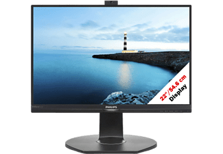 "PHILIPS 221B7QPJKEB - Monitor (21.5 "", Full-HD, 75 Hz, Nero)"