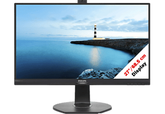 "PHILIPS 272B7QPTKEB/00 - - (27 "", WQHD, 75 Hz, Nero)"