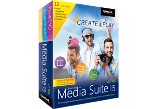 PC - Media Suite 15 Ultra Home & Business /D