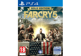PS4 - Far Cry 5 Gold /Mehrsprachig