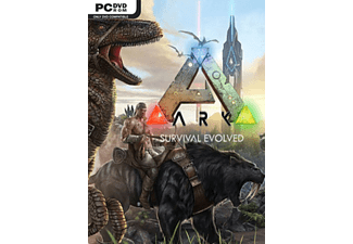 PC - ARK: Survival Evolved /F