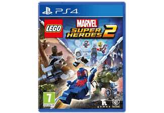 PS4 - LEGO Marvel Super Heroes 2 /D/F