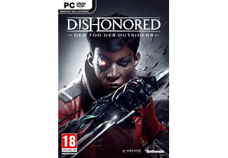 PC - Dishonored: Der Tod des Outsiders /D