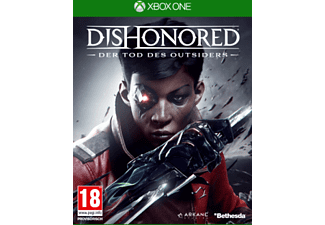 Xbox One - Dishonored Tod Outsiders /D