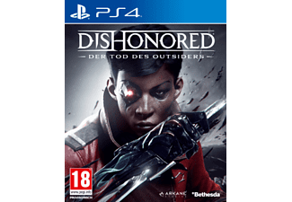 PS4 - Dishonored Tod Outsiders /D