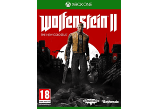 Xbox One - Wolfenstein 2 New Colossus /D