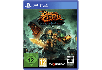 PS4 - Battle Chasers Nightwar /F