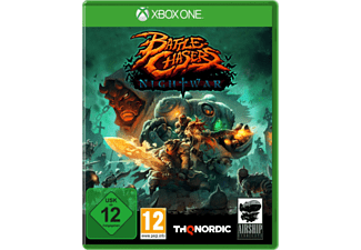Xbox One - Battle Chasers Nightwar /I