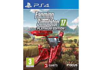PS4 - Farming Sim 17 Platinum /F
