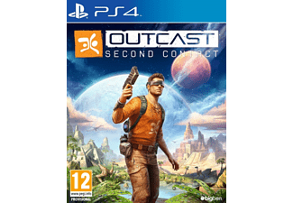 PS4 - Outcast Second Contact /D/F