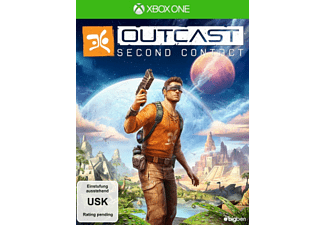 Xbox One - Outcast Second Contact /D/F