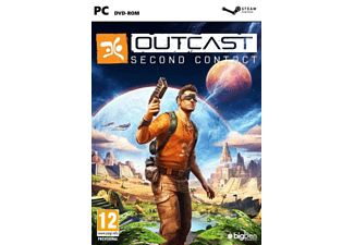 PC - Outcast: Second Contact /D/F