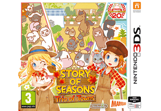 3DS - Story Of Seasons Trio /D