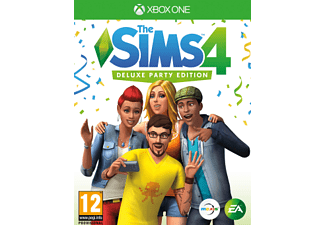 Xbox One - Die Sims 4 - Deluxe Party Edition /Mehrsprachig
