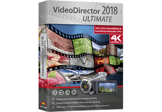 PC - VideoDirector 2018 Ultimate /D