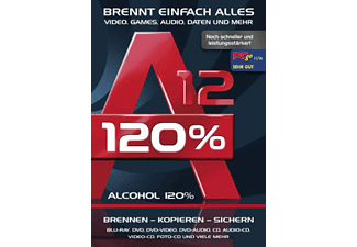 PC - Alcohol 120% 12 /D